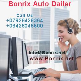 Bonrix MultiColumn AutoDialer