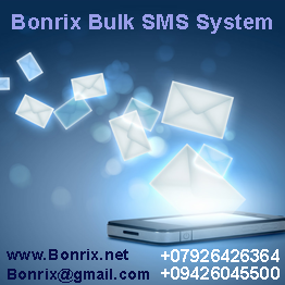 Bonrix Bulk SMS(25K)