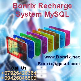 Bonrix Recharge system 16 Port (Api)