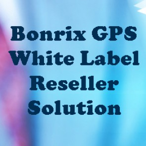 Bonrix GPS White Label Reseller Solution