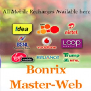 Bonrix Recharge MasterWeb Wallet