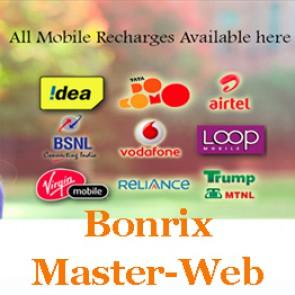 Bonrix Recharge MasterWeb Api