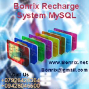 Bonrix Recharge system 8 Port (Api)